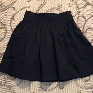 Diane Von Furstenberg little black skirt Sz 6